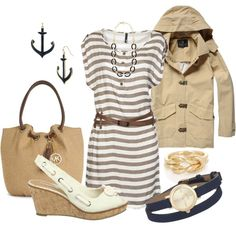 Neutral Nautical, created by luchenskil on Polyvore
