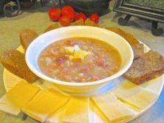 Homemade Bean Soup Recipe