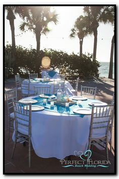 St Pete Beach Wedding just steps off of the sand and overlooking the Gulf of Mexico.