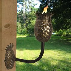 Outdoor Wall Mounted Torches