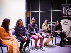 Nirbhaya post show talk @ Arena (image by Dee Patel)