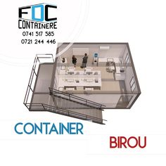 #fabricatinromania🇹🇩 #office #officespace #container #containeroffice #containerarchitecture #modularoffice #sustainability #sustainableliving #smartoffice #smartcity #smartbusiness #smartbuilding #officedesign #officedesigntrends #3dmodeling #3dmodel #corporatesocialresponsibility #fabricadecontainere #containerefdc Container Office, Modular Office, Smart Office, Container Architecture, Corporate Social Responsibility, Smart City, Sustainable Living, Sustainability, Modern
