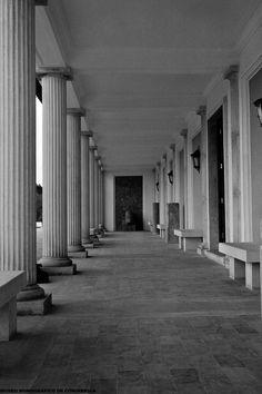 Pórtico de entrada do Museu, 1962