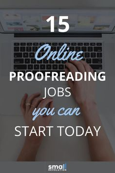 Are you seeking online proofreading employment these days? Read now or PIN for later to learn where to find legitimate work-from-home proofreading jobs that you can start today. Are YOU Serious About Quitting Your 6 FIGURE BUSINESS WORKI Online Jobs From Home, Home Jobs, Online Work, Jobs Uk, Tips Online, Earn Money From Home, Make Money Online, How To Make Money, Work From Home Opportunities