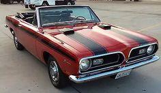 USA Barn Finds – Plymouth : Barracuda Formula Sport 1969 Plymouth Barracuda Convertible 340 Formula Sport