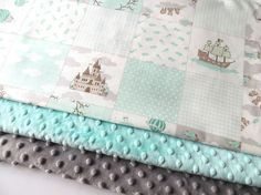 Hey, I found this really awesome Etsy listing at https://www.etsy.com/listing/189237209/baby-blanket-made-to-order-storybook