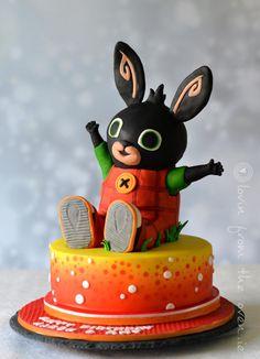 Bing cake 1st birthday ideas Pinterest Cake Birthday cakes