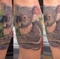43 Best Koala Heart Tattoo Images Koala Tattoo Tatoos Amazing