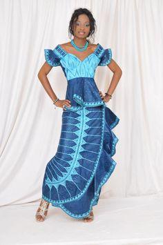 Un modèle de Mangane couture !!!