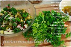 Tina's: Maailman paras perunasalaatti