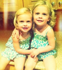 """The adooorable twins who play Hope on """"Raising Hope"""""""