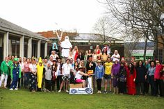 James Villa Holidays Charity Work and Fundraising - World Travel Day at James HQ