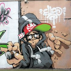 Artist: cheograff @ Stockwell Graffiti Hall Of Fame