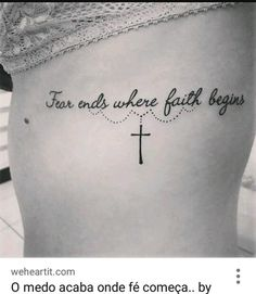 Best Ideas Tattoo Quotes Faith Scriptures Best Ideas Tattoo Quotes Faith Scriptures - awesome Friend Tattoos - ‼️‼️ ‼️‼️‼️‼️‼️‼️ PLEASE PLEASE go donate if you. No Fear Just Faith Faux tatouage Tribal Lion