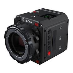 Z CAM E2 F6 6K Full Frame Cinema Camera– CINEGEARPRO SHOP Canon Ef Lenses, Dslr Photography Tips, Photography Equipment, Digital Cinema, Z Cam, Cinema Camera, Serial Port, Dynamic Range, Cmos Sensor