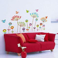 Wand-Schablonen: So bekommen Sie die Muster sauber auf Ihre Wand | eBay