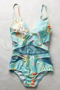 Zimmermann Anais One-Piece Swimsuit- anthropologie.com