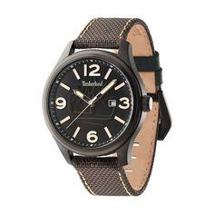 Reloj de hombre en color negro Timberland MORINGA