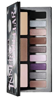 Oooooh I Want! - The Kat Von D Innerstellar Eyeshadow Palette ($46) is a new, limited edition Spring 2015 Eyeshadow Palette #witcherystyle