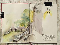 Alexa Dilla | Skizze Amsterdam | Flickr - Fotosharing!