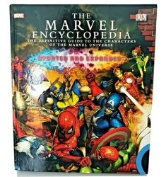 My eBay: Active Univers Marvel, Stan Lee, Marvel Universe, Encyclopedia Books, Dk Books, Free Comics, Image Comics, Marvel Art, Noel