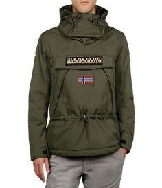 O Bag Kinsale napapijri ICONIC: SKIDOO Autumn/Winter 2014 - 15 Military green