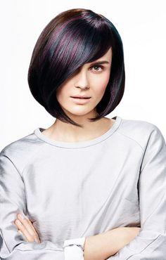 ストリートファッションの個性溢れる遊び心を表現した多彩なカラーヘアスタイル|ヘアトレンド|シュワルツコフ オンライン