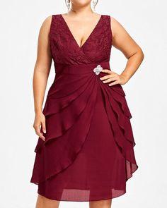 Vous serez belle pour aller danser dans notre très jolie robe @rosegal_fr ! ✨ -15% code prom