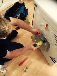 Home appliance-areas of service