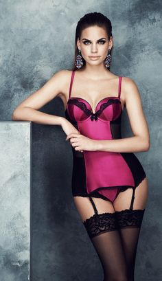 M AW13 Collections Feature Raunchy Styles-Global Intimate Wear