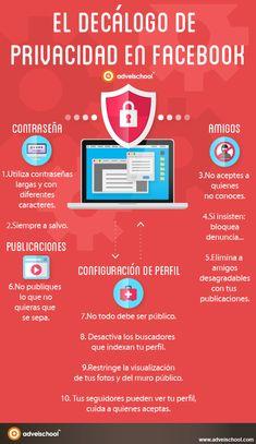 El Decálogo de Privacidad en Facebook
