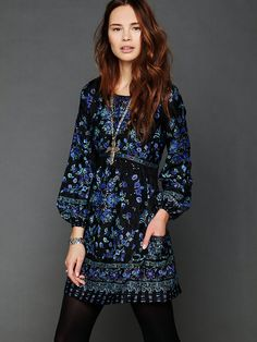 Free People Russian Doll Dress at Free People Clothing Boutique