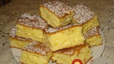 Miešaný tvaroháčik: Najjemnejší tvarohový koláčik s úplne jednoduchou prípravou! My Recipes, Sweet Recipes, Cake Recipes, Dessert Recipes, Cooking Recipes, Hungarian Desserts, Hungarian Recipes, English Bread, Austrian Recipes
