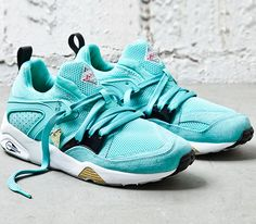 Sneaker Freaker x Puma Blaze of Glory-Sharkbait