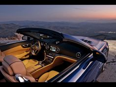 Mercedes SL65 AMG. Beautiful Perspective!