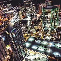 Buckhead from above.