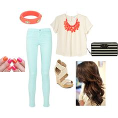 """""""Summer Day"""" by klanter on Polyvore"""
