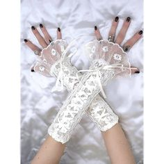 bridal fingerless gloves bridal gloves by FashionForWomen on Etsy