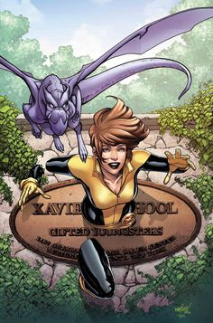 KITTY PRYDE by David Marquez