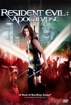 The lovely Milla Jovovitch is back with a vengeance as amnesiac, genetically-altered zombie ass-kicker, Alice, in this sequel to the 2002 hit film, which is based on the video game. This time around t