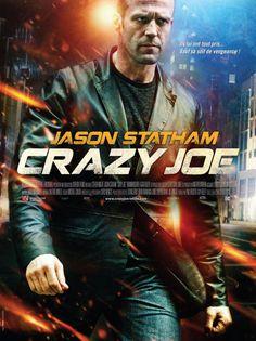French poster for Crazy Joe Hummingbird/Redemption Action Movie Poster, Action Film, Action Movies, Movie Posters, Mission Impossible 7, Joe Movie, Movie Tv, Jason Statham Movies, Cinema Video
