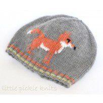 Mr Fox Hat by Linda Whaley - Digital Version