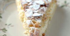 Rezept für Torta Della Nonna mit selbstgemachter Vanillecreme - ein poetischer Genuss