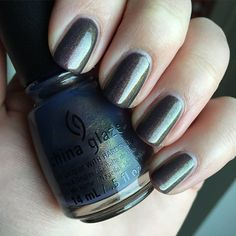 China Glaze All Aboard - Choo-choo Choose You