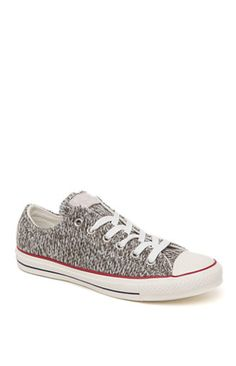 Converse Chuck Taylor All Star Winter Knit Ox Sneakers Charcoal Egret for  Women 45ea0ad72eb