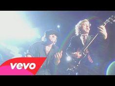 ▶ AC/DC - Thunderstruck (Plaza De Toros De Las Ventas 1996) - YouTube