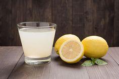 El agua con limón: Por qué te conviene