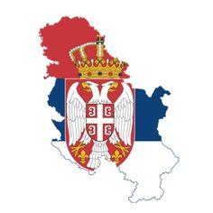 gps karta srbije Karta Srbije   Mapa Srbije | karte Srbije | Pinterest gps karta srbije