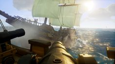 Even at its most basic, Sea of Thieves is a total blast: Rare brought only a basic slice of its Xbox One and Windows 10 shared-world pirate…