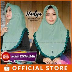 [TERMURAH SHOPEE] Jilbab Nadya by Quail Hijab / Jilbab Instan / Jilbab Adem / Quail Simple Hijab Tutorial, Hijab Collection, Quail, Free Delivery, Easy, Model, Fashion, Mathematical Model, Moda